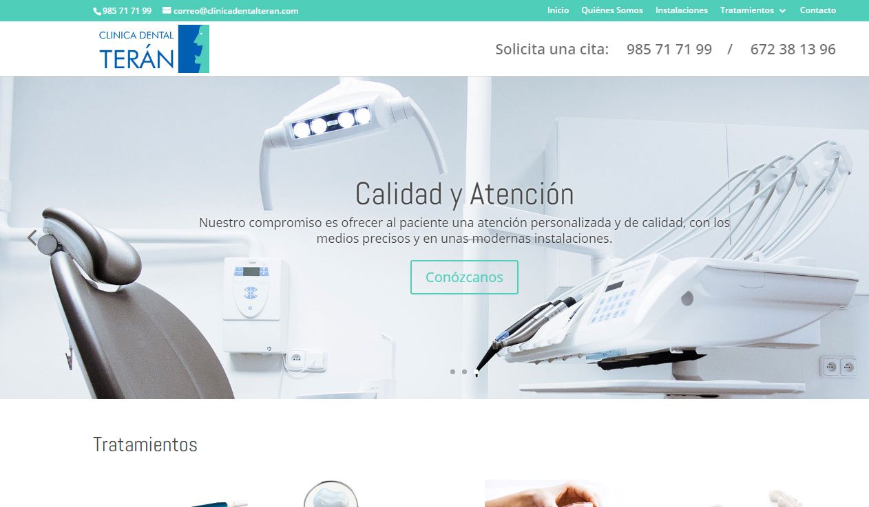 Clínica Dental Terán